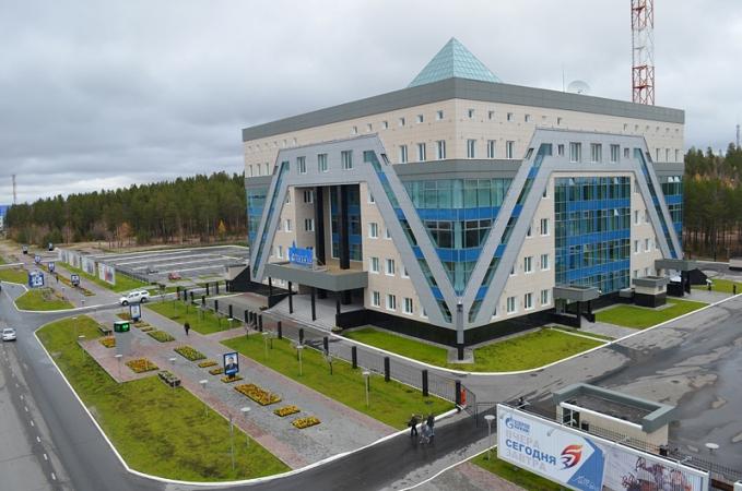 Газпром добыча Ноябрьск