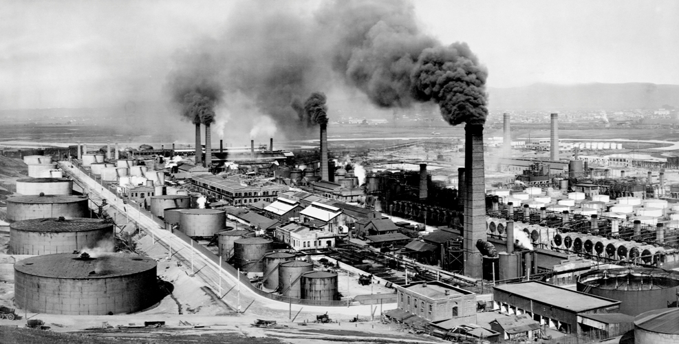 Структура нефтяной компании