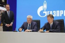 Лукойл и Газпром